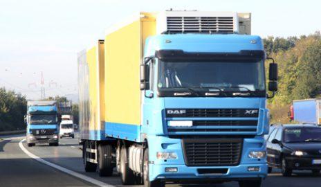 Popyt na samochody ciężarowe i podwozia pod zabudowy w 2017 r.